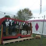 2-Design Circus Workshop buiten