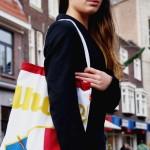 Bevrijdingsdag vlag- shopper